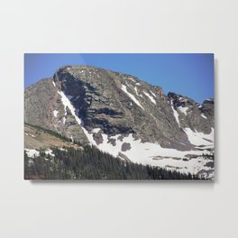 Snowdon Peak, elevation 13,077 feet Metal Print