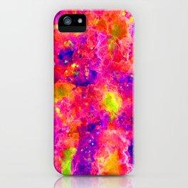 Watercolor Galaxy iPhone Case