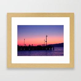 Subic Bay Framed Art Print
