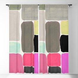 colour + pattern Blackout Curtain