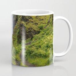 Skogafoss Iceland Ultra HD Coffee Mug