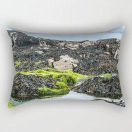 """""""Angry Sea"""" Rectangular Pillow"""