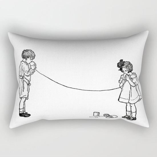 Secrets Rectangular Pillow