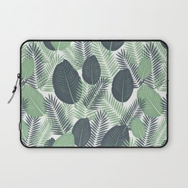 Tropical Leaves Laptop Sleeve