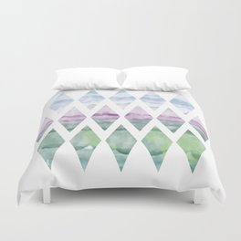 Mountains Duvet Cover