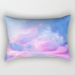 Clouds Series 1 Rectangular Pillow