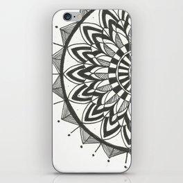 Zehra Mandala iPhone Skin