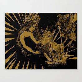 Xenia Canvas Print