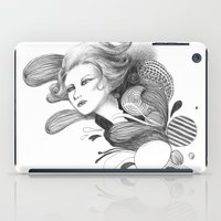 beethoven iPad Cases featuring Beethoven by Wendy Ding: Illustration