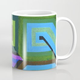 Love and Logic Colour Variation Coffee Mug