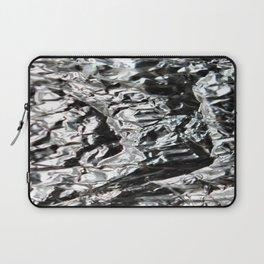 Tin Foil Laptop Sleeve