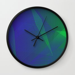 Electrical experience Wall Clock