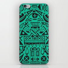 Sagacity  iPhone & iPod Skin