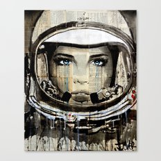 NEW FRONTIER Canvas Print