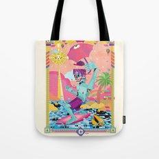 surfeur Tote Bag