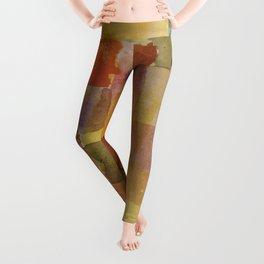 """Paul Klee """"Untitled 1914a"""" Leggings"""