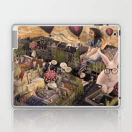 Alice au Pays de Metz Laptop & iPad Skin