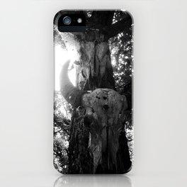 Dead Silence iPhone Case