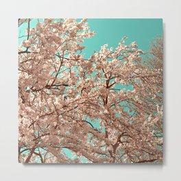 spring tree XVIII Metal Print