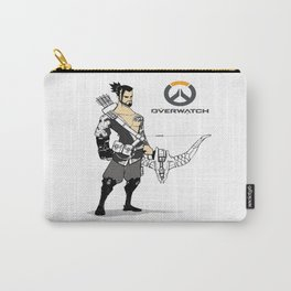 hanzo the archer Carry-All Pouch