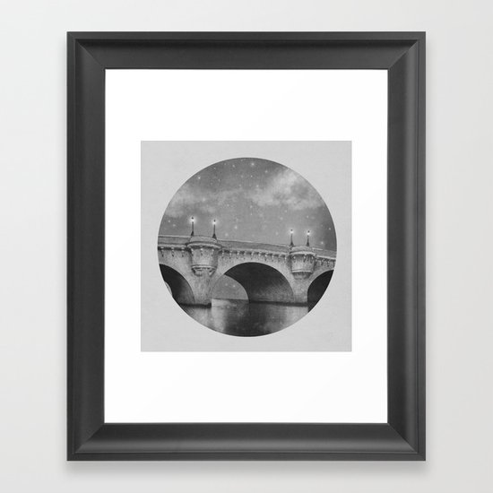 Rooftoppers -  Chapter Twenty-one Framed Art Print