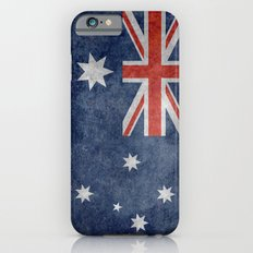 The National flag of Australia, Vintage version iPhone 6s Slim Case