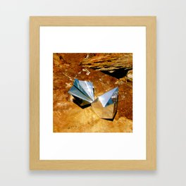 The Canisters  Framed Art Print