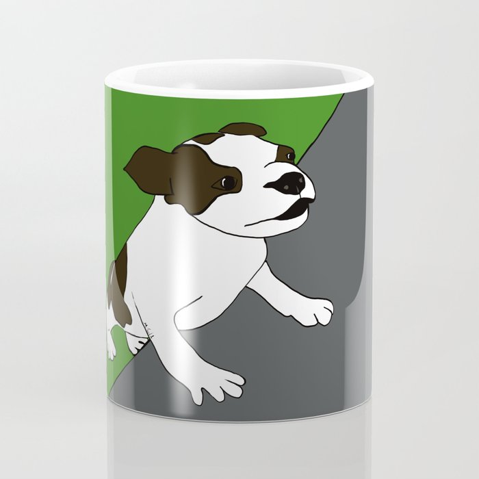Annie The Boston Terrier Coffee Mug