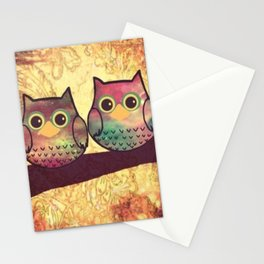 owl 139 Stationery Cards