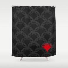 Pattern No. 01 Shower Curtain