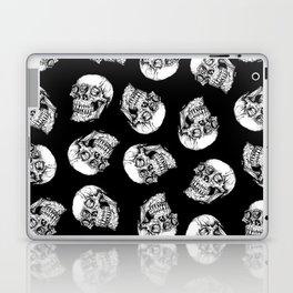 Skull Eyes Laptop & iPad Skin