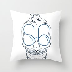 S6 Throw Pillow