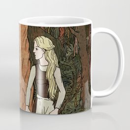 Odd Encounter Coffee Mug