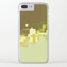 enclave 1 det Clear iPhone Case