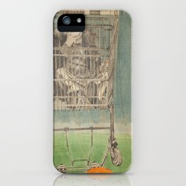 letting them go iPhone Case