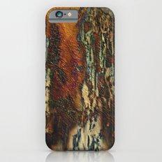 Woodsie Woo by Sherri Of Palm Springs-abstract iPhone 6s Slim Case