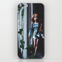 Green Evanesce iPhone Skin