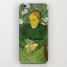 La Berceuse by Vincent van Gogh iPhone & iPod Skin
