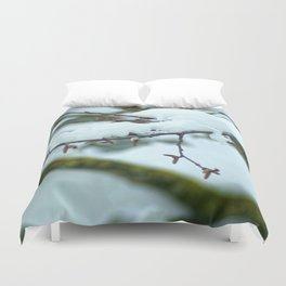 In genere nix Duvet Cover