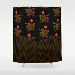 Autumn 17 Shower Curtain