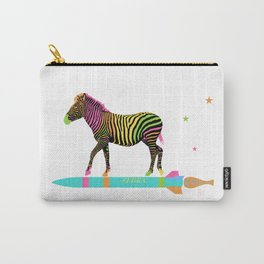 Zebra Rock It 6A Carry-All Pouch