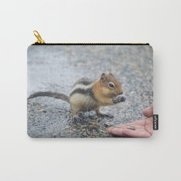 Mountain Chipmunk  Carry-All Pouch