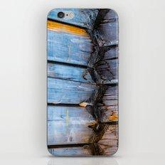 Swedish Log House iPhone & iPod Skin