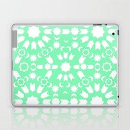 Peppermint Arabesque Laptop & iPad Skin