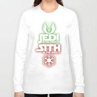 jedi Long Sleeve T-shirts featuring Jedi by Liquidsugar