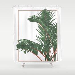House Plants 2 Shower Curtain