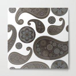 Buta ornament Metal Print