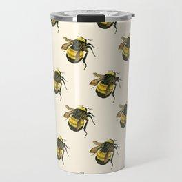 Vintage Scientific Bee Travel Mug