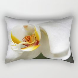 Orchid Color Burst Rectangular Pillow