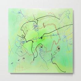 Abstract dreams 02 Metal Print
